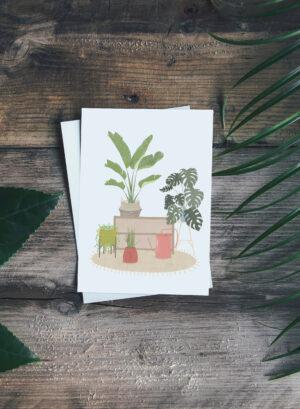 ansichtkaart-planten-plantleven